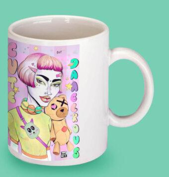 Cute but... Mug